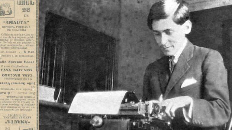 Apresentação de Amauta — José Carlos Mariátegui