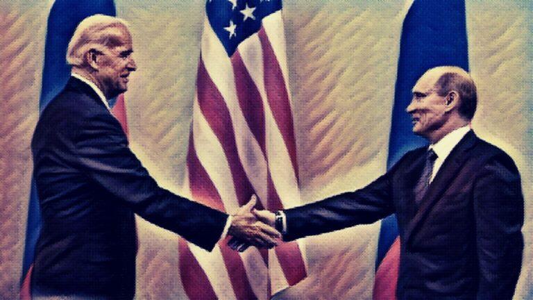 As palavras de Biden sobre a (falta de) alma de Putin são uma regressão ao racismo vulgar — Slavoj Žižek